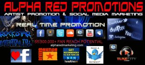 Music artist news promotion