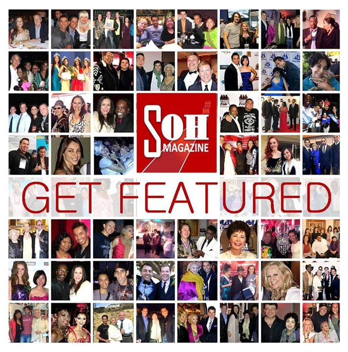 Get Featured In Shine On Hollywood Magazine