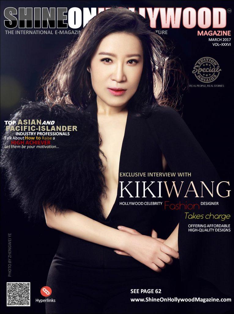 Kiki Wang